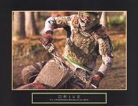 Drive - Motocross Fine-Art Print