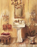 French Bath III Fine-Art Print