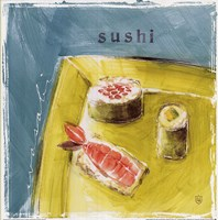 Sushi Fine-Art Print