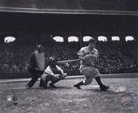 Lou Gehrig - batting Fine-Art Print