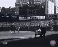 Don Larsen - Perfect Game - 1st Pitch Fine-Art Print
