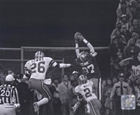 "Dwight Clark - ""The Catch"" Fine-Art Print"
