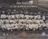 1916 World Series Champion Red SoxTeam Fine-Art Print