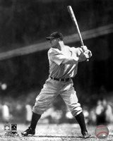 Lou Gehrig - Batting Action Fine-Art Print
