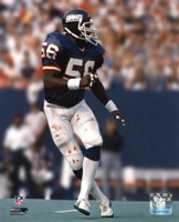 Lawrence Taylor - Action Fine-Art Print