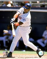 Tony Gwynn - 1999 Batting Action Fine-Art Print