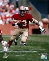 Roger Craig - 1988 Action Fine-Art Print