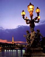 Paris Bridge Fine-Art Print