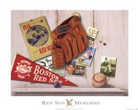 Red Sox Memories Fine-Art Print