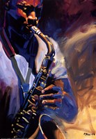 Bourbon Street Blues Fine-Art Print