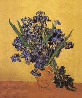 Les Irises Fine-Art Print