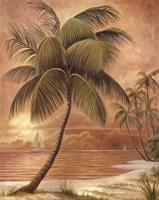 Island Palm III Fine-Art Print