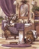 Victorian Bathroom II Fine-Art Print