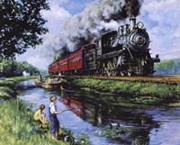 American Classic Fine-Art Print