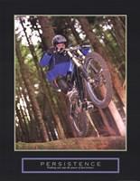 Persistence - Dirt Bike Fine-Art Print