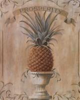 Pineapple - Prosperity Fine-Art Print
