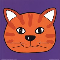 Orange Cat Fine-Art Print