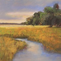 Low Country Landscape II Fine-Art Print