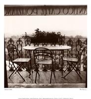 La Antico Caffe Fine-Art Print
