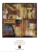 Fragments Of Rome IV Fine-Art Print