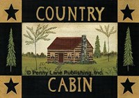 Country Cabin Fine-Art Print