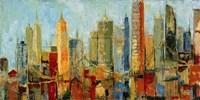 Metro Heights Fine-Art Print