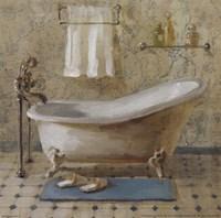 Victorian Bath III Fine-Art Print