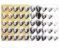 Marilyn x 50 Fine-Art Print