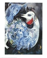 Feathers in Bloom Fine-Art Print