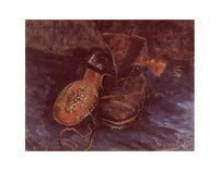 A Pair of Boots, c.1887 Fine-Art Print