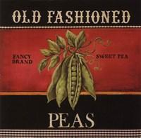 Old Fashioned Peas Fine-Art Print