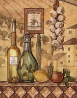Flavors Of Tuscany IV - Mini Fine-Art Print