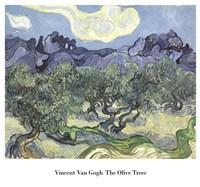 The Olive Trees, c.1889 Fine-Art Print