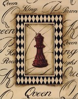 Chess Queen - Mini Fine-Art Print