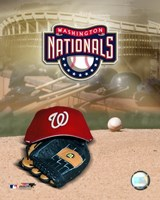 2007 - Nationals Logo Fine-Art Print