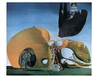 The Birth of Liquid Desires, c.1932 Fine-Art Print