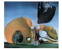 The Birth of Liquid Desires, c.1932 Fine-Art Print