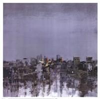 City Trance I Fine-Art Print