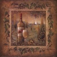 Villa Tuscan Fine-Art Print