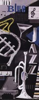 Blues & Jazz Fine-Art Print