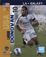Landon Donovan - 2007 International Series #26 Fine-Art Print