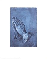 Praying Hands, c.1508 Fine-Art Print