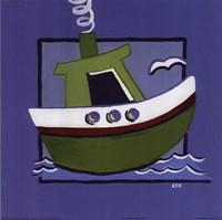 Kiddie Boat Fine-Art Print
