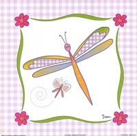 Dragonfly of Hearts Fine-Art Print