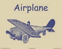 Airplane Fine-Art Print