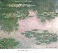 Nympheas, Water Landscape, 1907 Fine-Art Print
