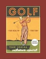 The Ideal Outdoor Sport Fine-Art Print