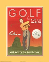 Relax and Play Fine-Art Print