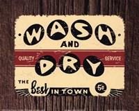 Wash and Dry Fine-Art Print
