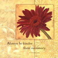 Kindness - Gerber Fine-Art Print